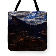 One Tree Valley Tote Bag