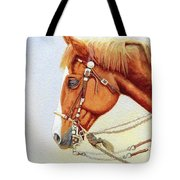 One Tricked Out Cowpony Tote Bag