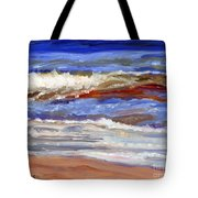 One Wave Tote Bag