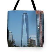 One World Trade Center 5 Tote Bag