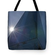 One World Trade Center New York Ny Sunset Tote Bag