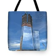 One World Trade Tote Bag