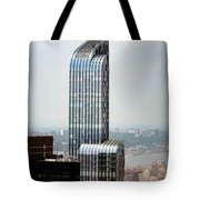 One57 And Park Hyatt Hotel In Nyc Tote Bag