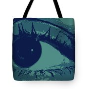 Ones Own Eye Tote Bag