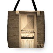 Jonesborough Tennessee - One Window Tote Bag