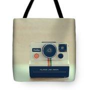 Onestep Polaroid Tote Bag
