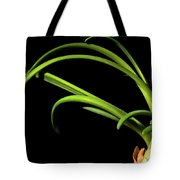 Onion Greens Tote Bag