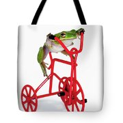 Only 3 More Miles Tote Bag
