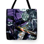 Only Angels Have Wings Tote Bag