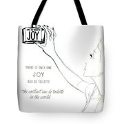 Only One Tote Bag by ReInVintaged