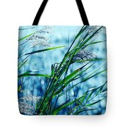 Only The Wind Knows Tote Bag