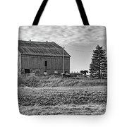 Ontario Farm 4 Bw Tote Bag
