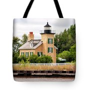 Ontonagon Lighthouse Tote Bag