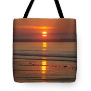 Oob Sunrise 3 Tote Bag