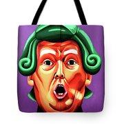 Oompa Loompa Trump Tote Bag