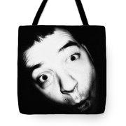 Ooooh Fishy Face Tote Bag
