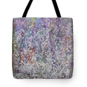 Opalescent Tote Bag by Don  Wright