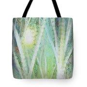 Opalescent Twilight I Tote Bag