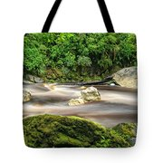 Oparara River Tote Bag