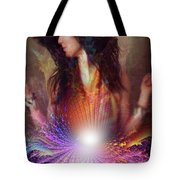 Opening Essence Tote Bag