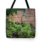 Open Air Garden Tote Bag