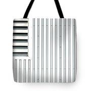 Open Air Grating Tote Bag
