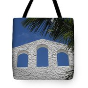 Open Air In St. Maarten Tote Bag