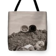 Open Air Throne Tote Bag