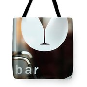 Open Bar Tote Bag