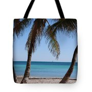Open Beach View Tote Bag