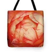 Open By Design Tote Bag