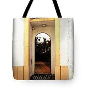 Open Doorway Tote Bag
