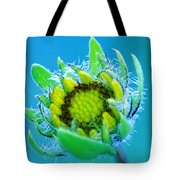 Open Mind And Open Heart Tote Bag