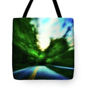 Open Road Tote Bag