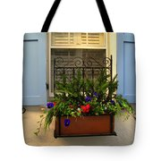 Open The Window Tote Bag