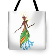 Open To Choice And Transformation Tote Bag