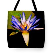 Open To The Sun Tote Bag