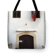 Open Window At The Chani Mestanas Tote Bag
