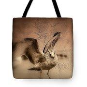 Open Wings Tote Bag