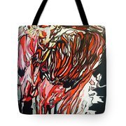 Open Wounds Tote Bag