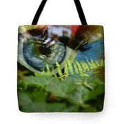 Open Your Eyes. Tote Bag