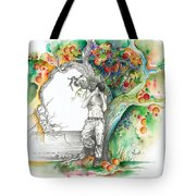 Open Your Eyes -the World Is Changing Tote Bag