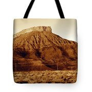 Opening Of The West Tote Bag