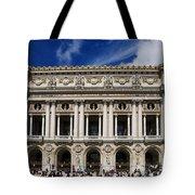 Opera Garnier. Paris. France Tote Bag