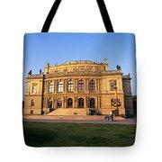 Opera House, Prague Tote Bag