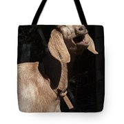 Operatic Goat Tote Bag