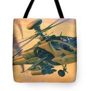 Operation Apache Tote Bag