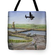 Operation Manna IIi Tote Bag