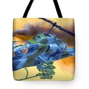 Operation Wolf Tote Bag