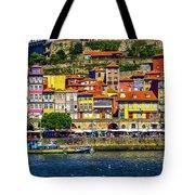 Oporto By The River Tote Bag